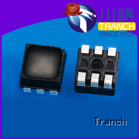 Tranch customized led lamp light black shell for sale