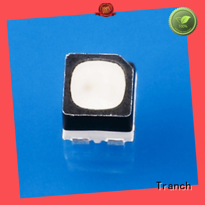 smd rgb led white shell for display Tranch