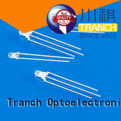 Tranch led bicolor supplier for brightening