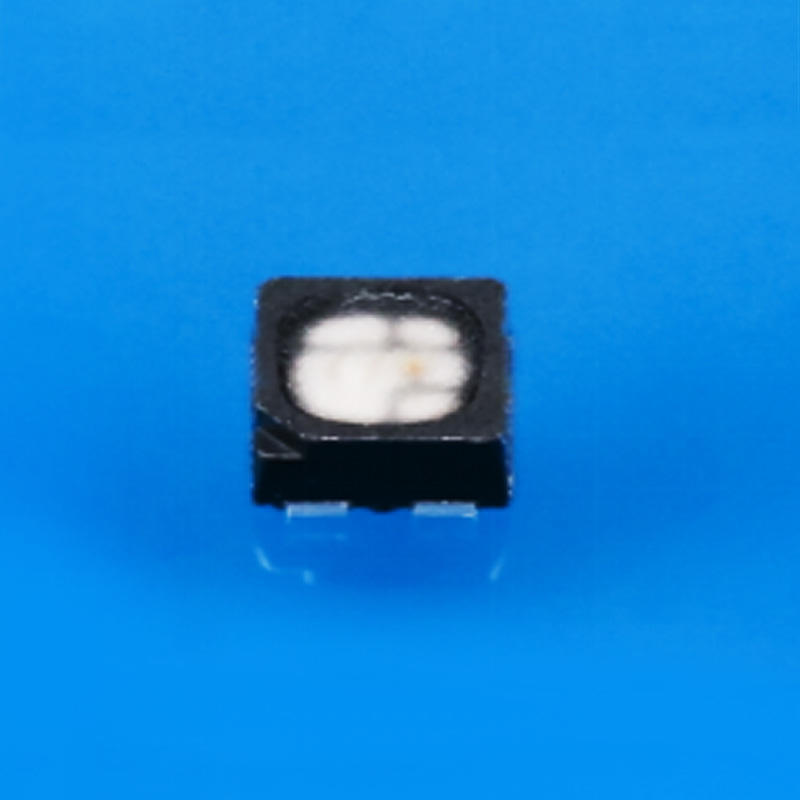 Surface Mount Led 1921BGR Black Shell-1