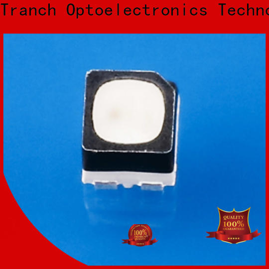 Tranch white chip led manufacturer for road traffic information