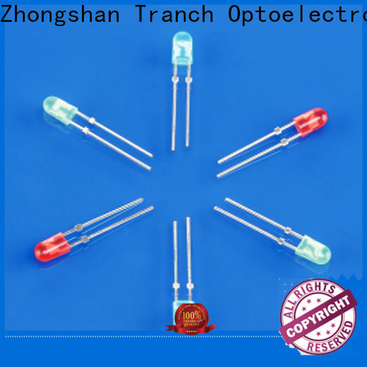 Tranch red dip led wholesale supplier