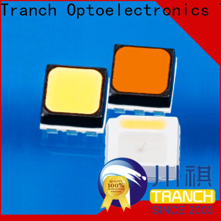 Tranch customized smd rgb led white shell for sale