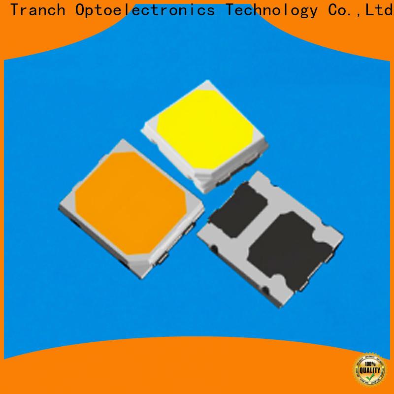 Tranch colorful led chip light manufacturer for road traffic information