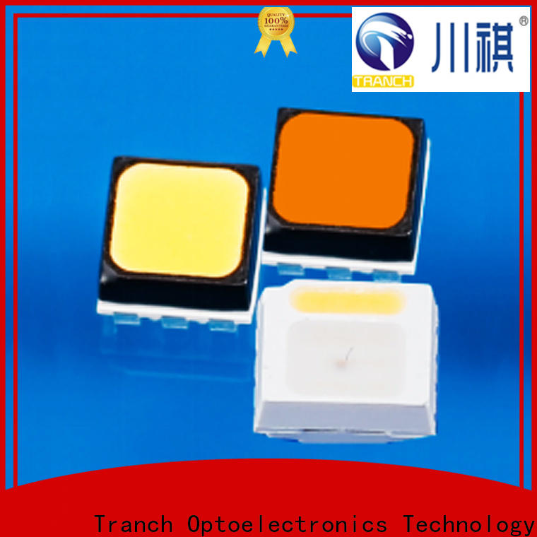 Tranch white rgb smd led manufacturer for brightening