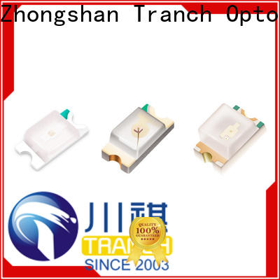 Tranch black smd led chip manufacturer for brightening