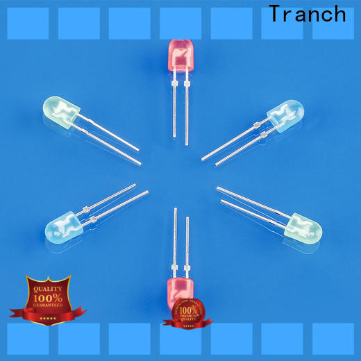 Tranch rgb dip led lamp display