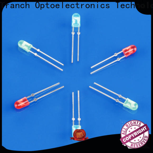 Tranch red led dip beads fast delivery