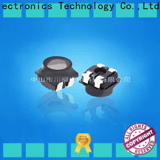 Tranch colorful rgb smd led white shell for display