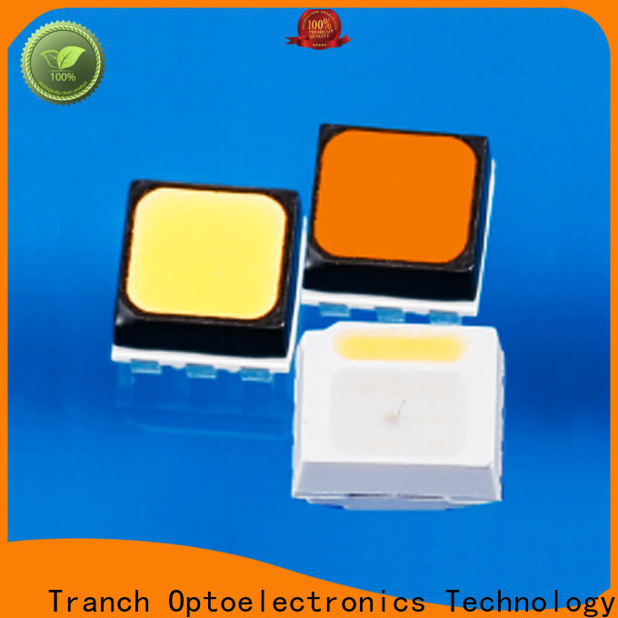 Tranch beautiful smd 3535 white shell for display
