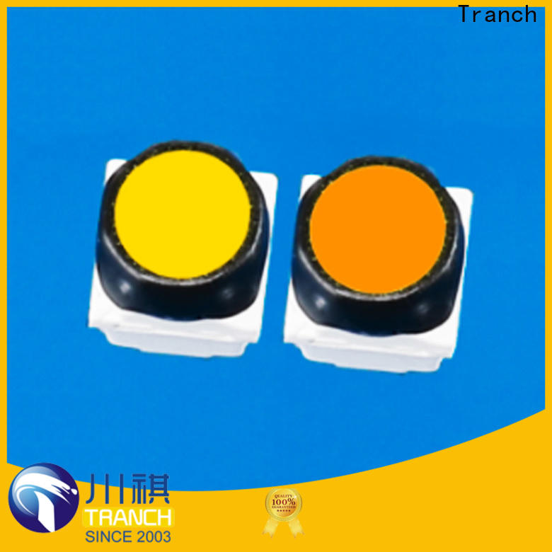 Tranch smd white led black shell for road traffic information