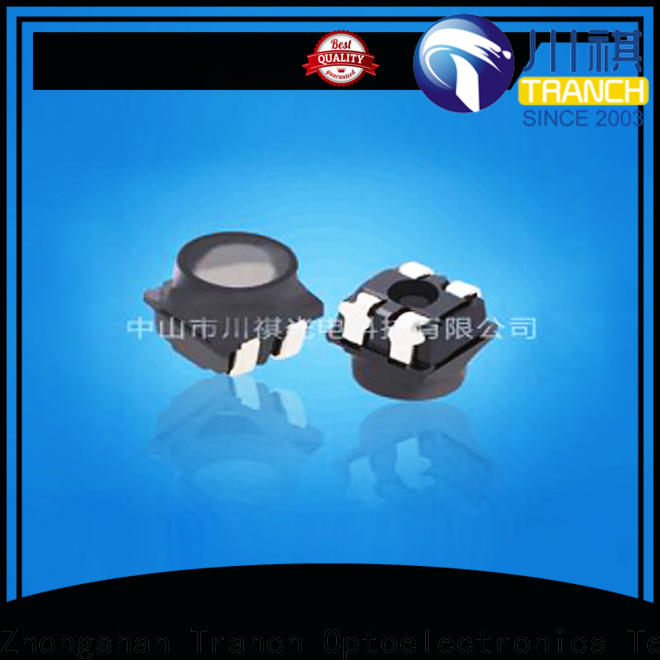 Tranch colorful smd 2835 black shell for road traffic information