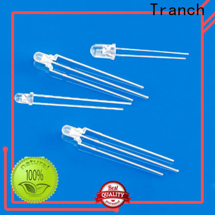 Tranch white led indicator supplier for sale