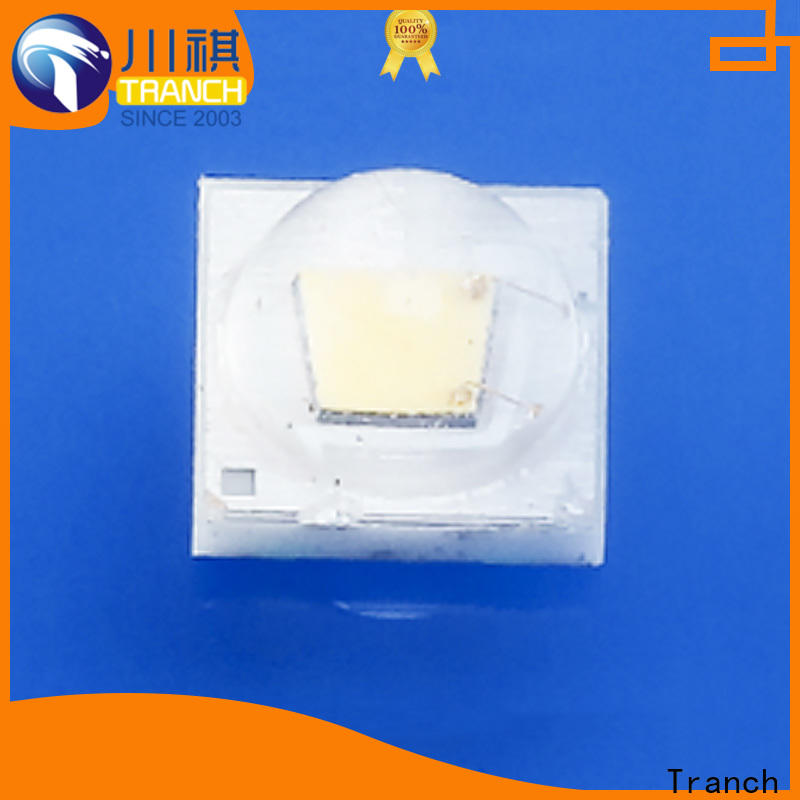 Tranch customized smd led chip black shell for brightening