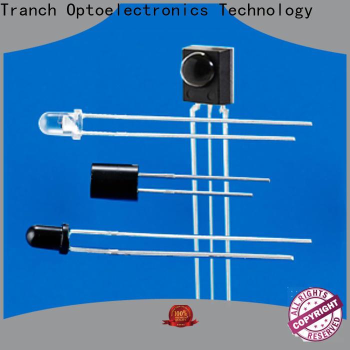 Tranch led infrared supplier for front panel design
