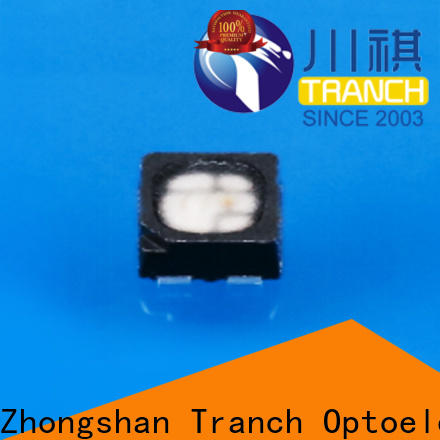 Tranch black cob led white shell for display