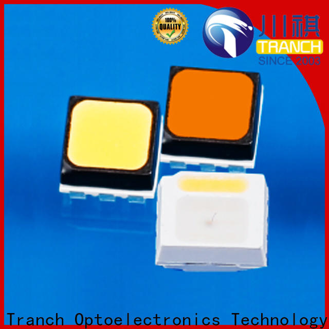 Tranch smd white led supplier for display