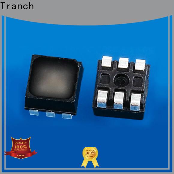 black smd led chip black shell for road traffic information