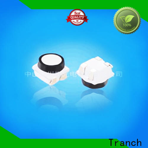 Tranch chip led black shell for road traffic information