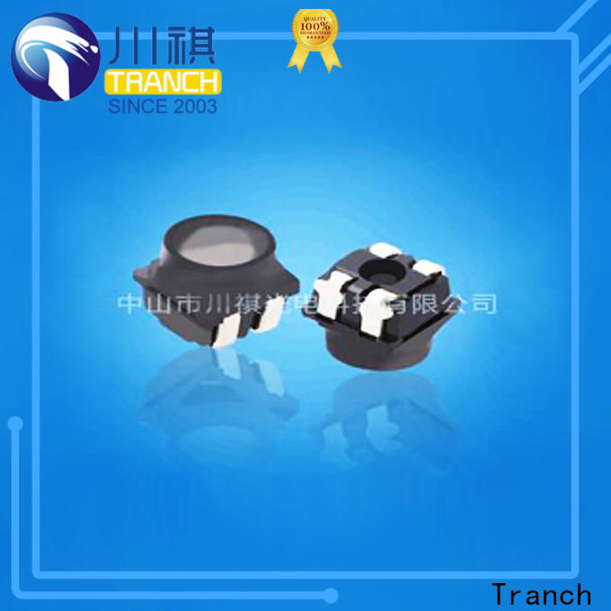 Tranch white 3w power led black shell for display
