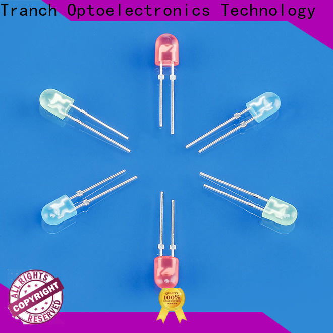 Tranch rgb dip led lamp supplier