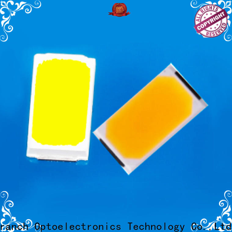 Tranch white chip led manufacturer for display